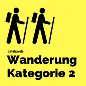 Wanderung Kategorie 2