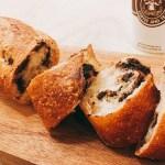 お昼には売り切れ閉店・・・人気パン屋のチョコフランス☆