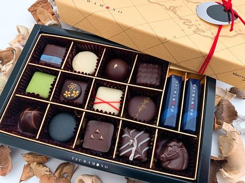 メリーチョコレート つわもの揃い
