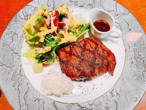 格之進Fの熟成肉ステーキ150g