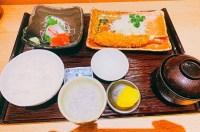 まるは食堂のJR名古屋駅定食