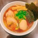アッサリしたスープが印象的☆横浜家系ラーメン 市ヶ家さんの玉子とんこつ醤油