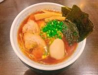 横浜家系ラーメン 市ヶ家の玉子とんこつ醤油