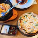 韓国風のメニューも沢山あるよ♬「じゃんじゃか」さんで昼から焼肉を食らう!