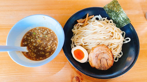 SOUPNUTS(スープナッツ)の豚骨魚介つけ麺