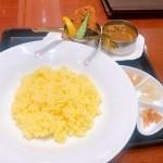 羽田空港の中にあるご飯屋さん!カレーダイニング アビオンさんの本格カレーが美味しい♡