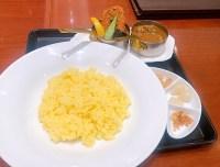 カレーダイニング アビオン Curry Dining AVION(羽田空港第1ターミナル)のデュエットカレー