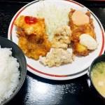 特大サイズの唐揚げ&南蛮が印象的☆唐揚げ一筋!竹田丸福さんの定食が美味すぎた♡