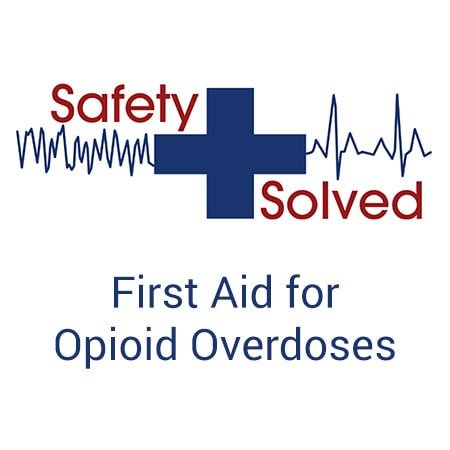 First Aid for Opioid Overdoses