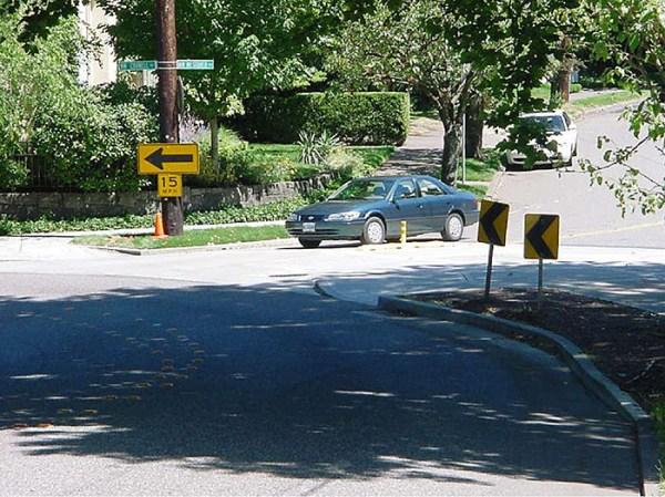 traffic calming eprimer - safety