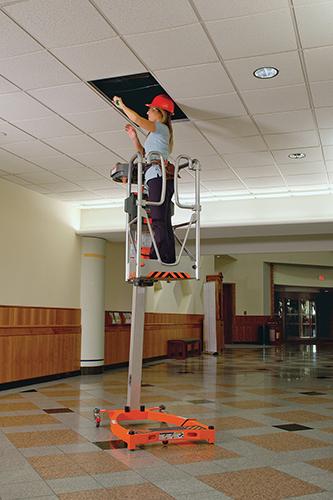 Portable aerial work platform  20131028  SafetyHealth