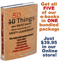 50 things you must know about safety leadership
