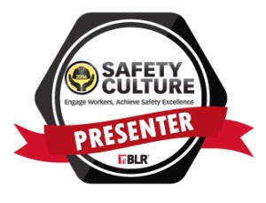 Safety Culture Presenter Badge