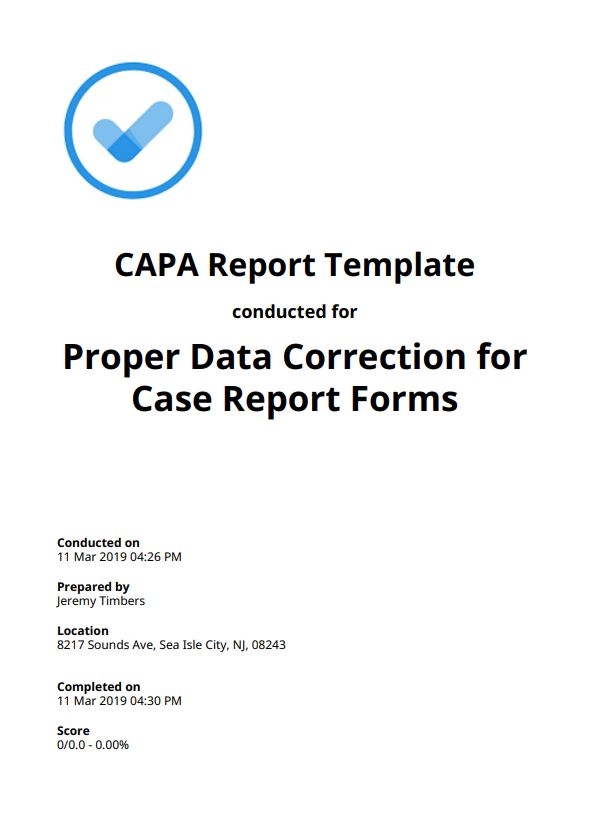CAPA Report Templates: Top 3 [Free Download]