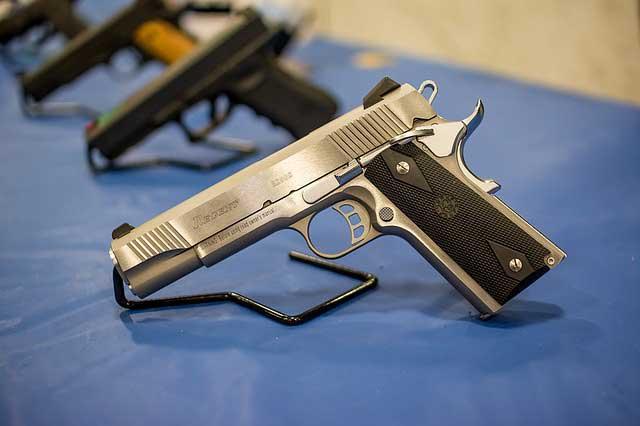 kurzwaffe-pistole
