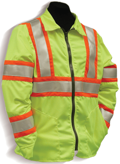 yellow-ansi-class3-flame-retardant-jacket