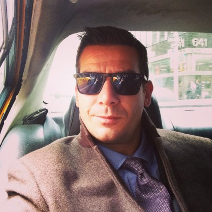 Expert security consultant Spencer Coursen in NYC
