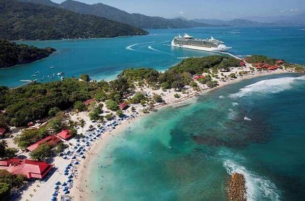 Labadee un endroit à visiter en Haïti
