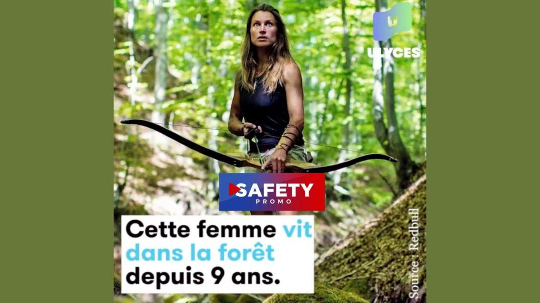 Cette femme vit dans la forêt depuis 9 ans