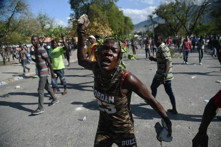 Haïti/L'exposition à la criminalité a des suites sur la sensibilité des victimes selon le comédien James Fleurissaint