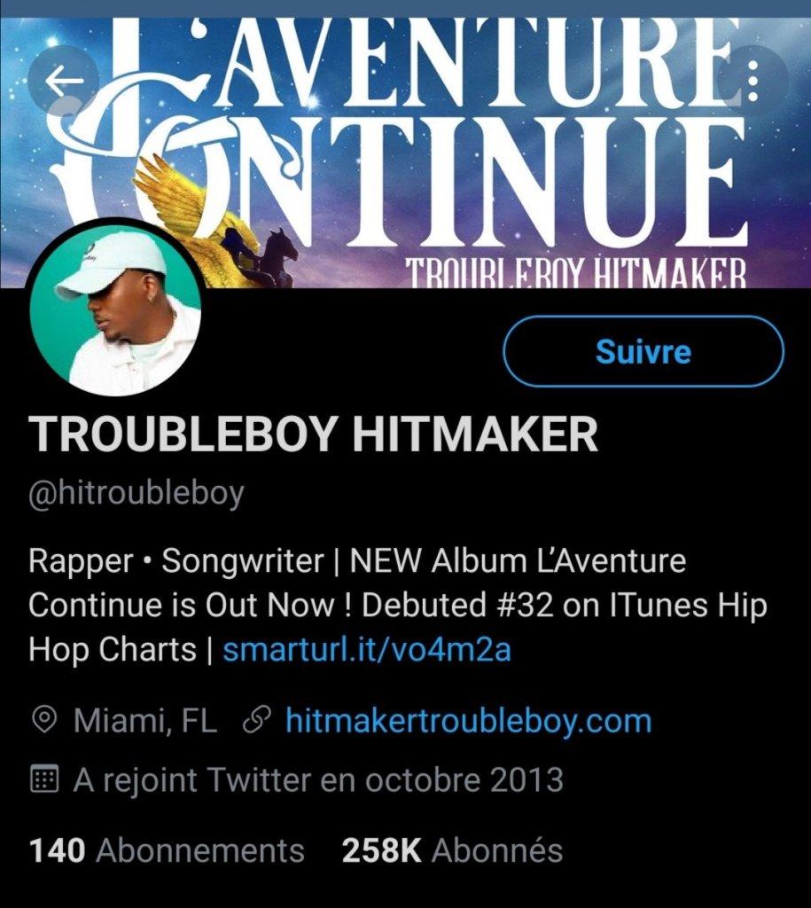 Qui sont les artistes haïtiens les plus suivis sur Twitter ?
