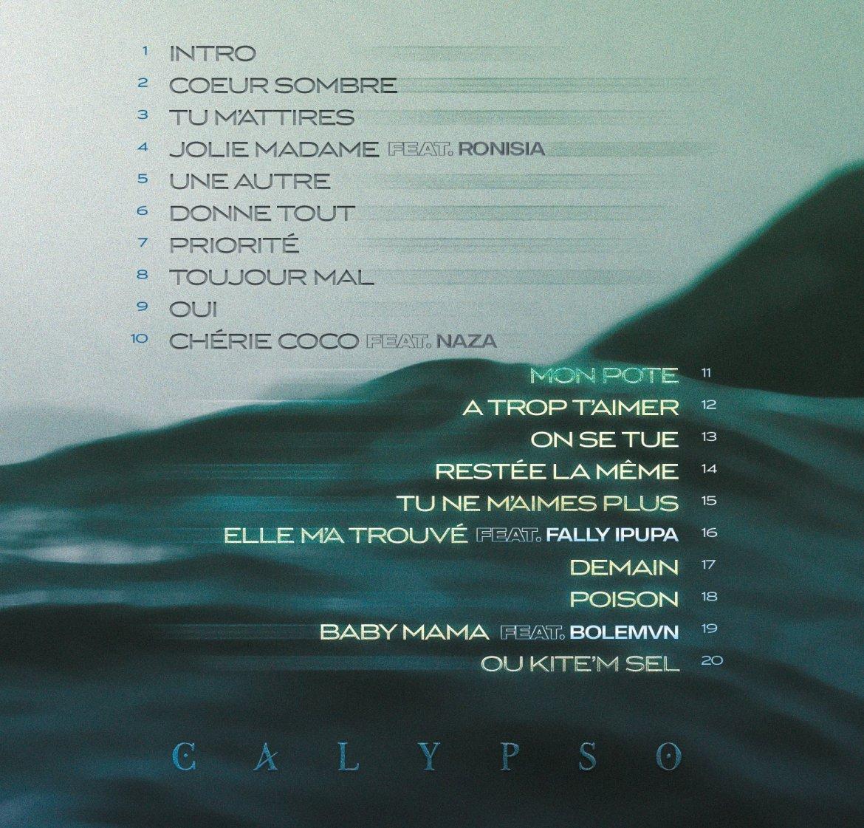 "Joé Dwèt Filé: son album "" CALYPSO"" enfin disponible !"