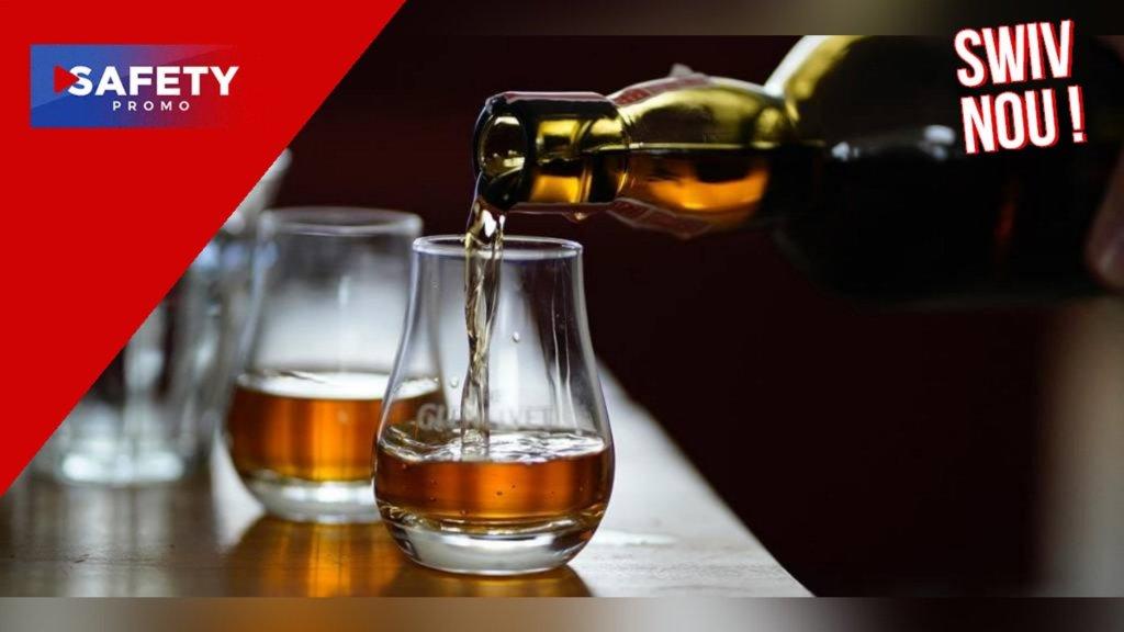 Boire et conduire: en Ecosse, les déchets du whisky alimentent les camions