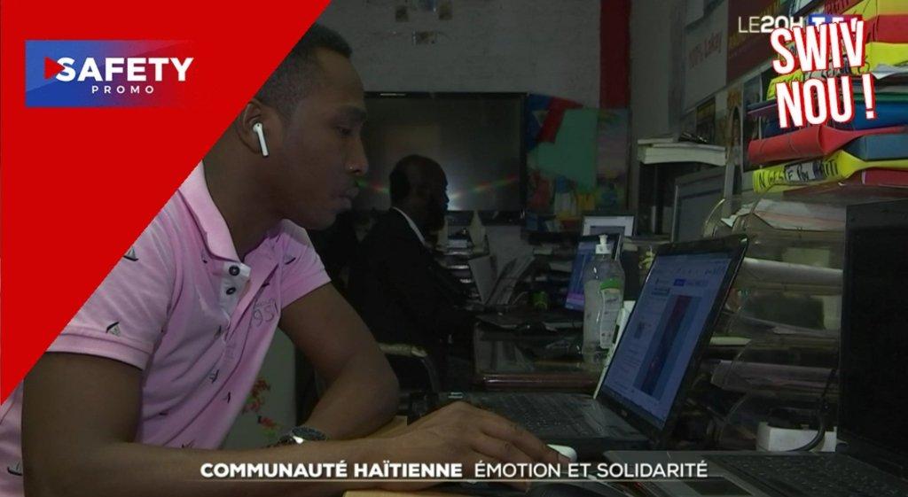 Séisme : les Haïtiens de France se mobilisent pour obtenir des nouvelles de leurs proches