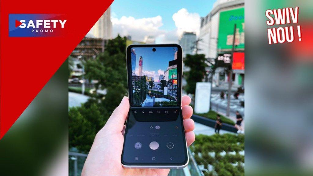 Samsung, dévoile son téléphone pliable 3e génération
