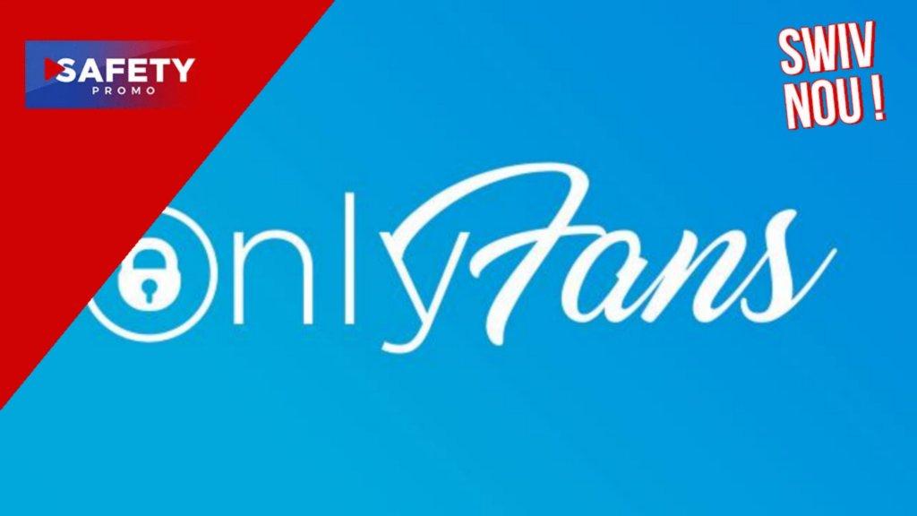 OnlyFans va interdire les contenus sexuels, mais pas la nudité, dès le mois d'octobre