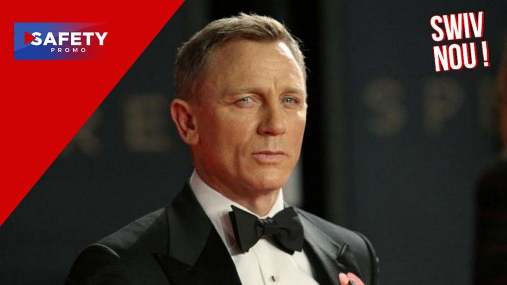 Daniel Craig bat Dwayne Johnson dans la liste des acteurs les mieux payés de 2021