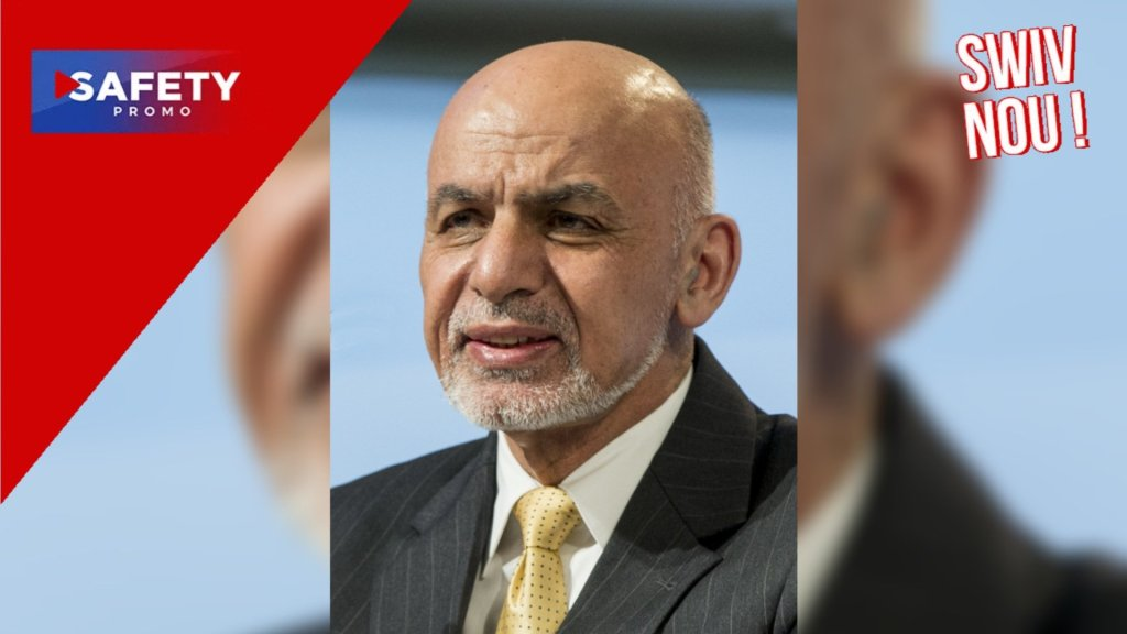 L'ex-président afghan Ashraf Ghani a fui Kaboul avec 169 millions de dollars
