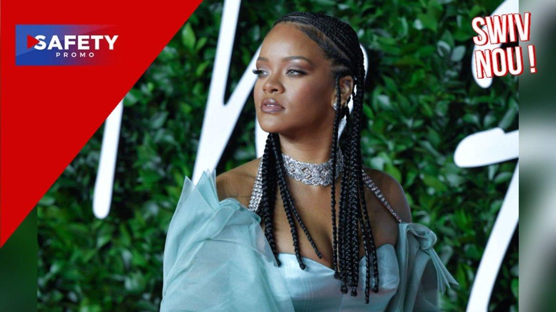 La Fondation de Rihanna débloque une aide de 500 mille dollars pour les victimes du séisme en Haïti
