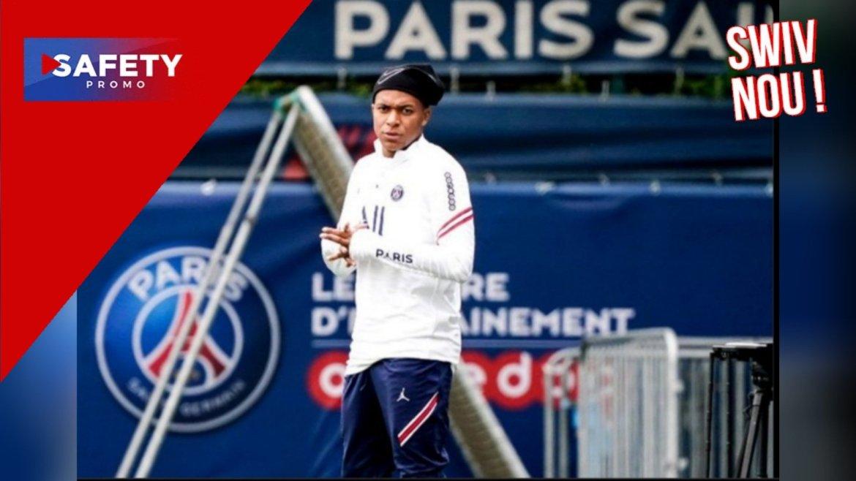 PSG : l'ultimatum du Real Madrid pour le transfert de Kylian Mbappé