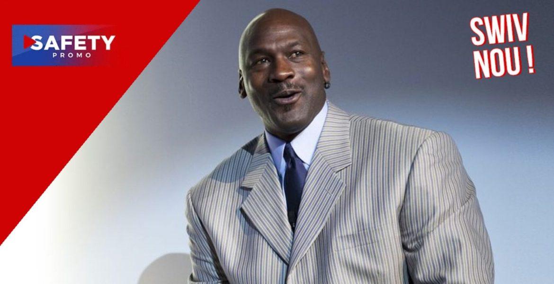 Deux caleçons de Michael Jordan vendus aux enchères