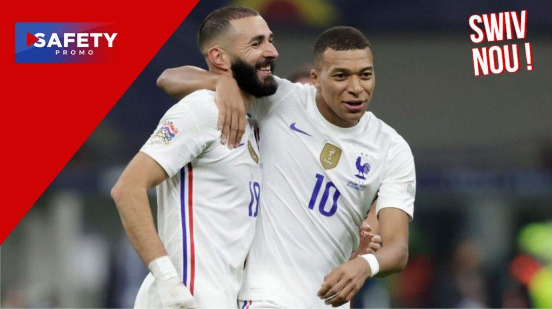 Ligue des nations (Finale) : La France titrée en renversant l'Espagne