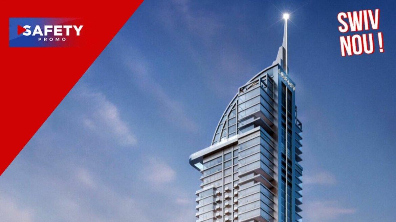 Immeuble anti-pandémie: Une tour 55 étages doit voir le jour en 2024 en Floride