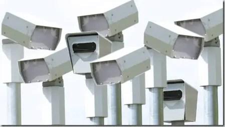 speed cameras