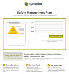 FREE contract safety management plan