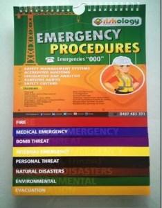 also free emergency flipchart giveaway  safetyrisk rh