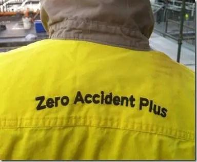 zero accident plus