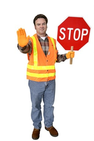 Crossing Guard Full Body Isolated  sc 1 st  SafetyRisk.net & Stop this is an intervention! u2022 SafetyRisk.net