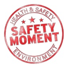 Safety Moments Examples, Tips and Resources • SafetyRisk.net