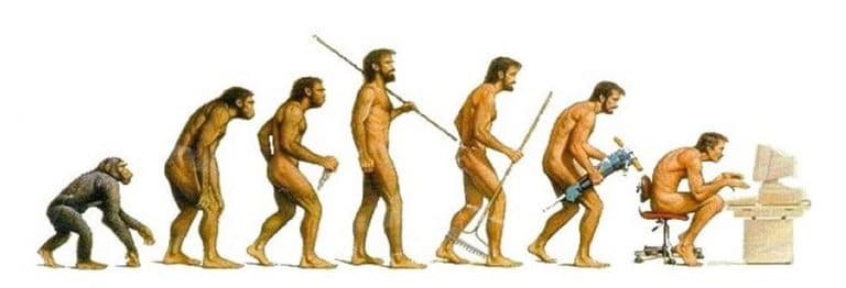 Evolução tecnológica nos Processos Industriais