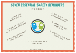 Seven Essential Safety Reminders