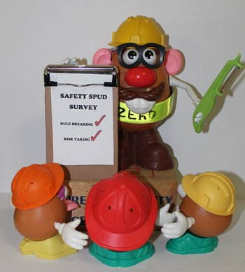 safety spud survey