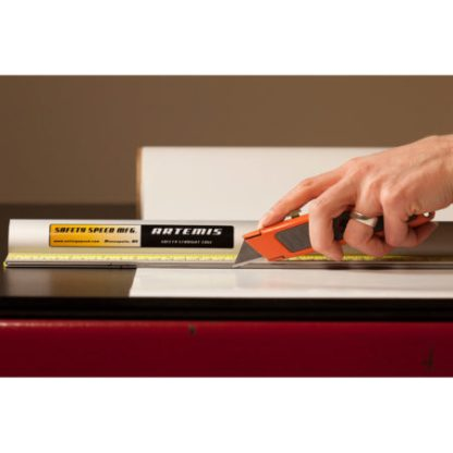best ruler for cutting banners