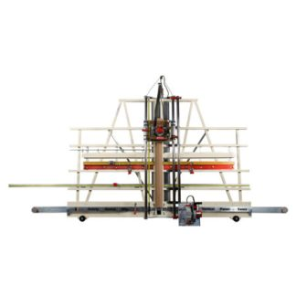 Aluminum Composite Material Panel Router and Vertical Saw