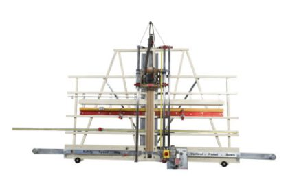 SR5UA Vertical Panel Saw and Interchangeable router combination machine