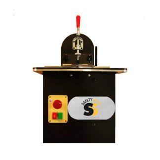 portable screw pocket machine